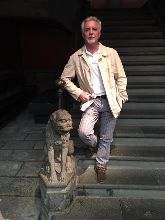 DanteAndreo en Museo Ciudad de Mexico