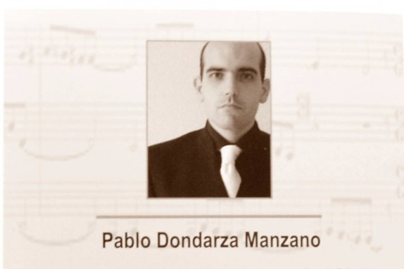 Director Pablo Dondarza