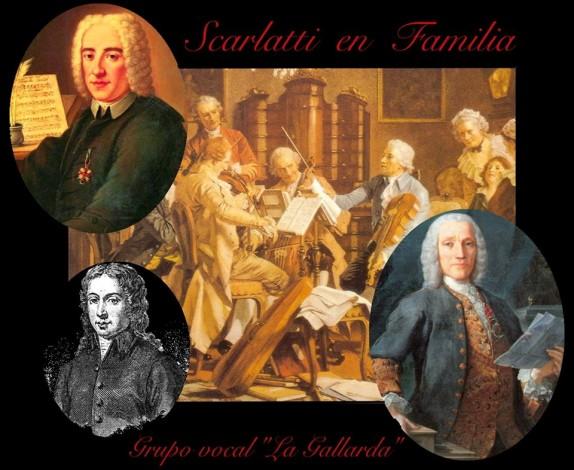 Scarlatti en Familia