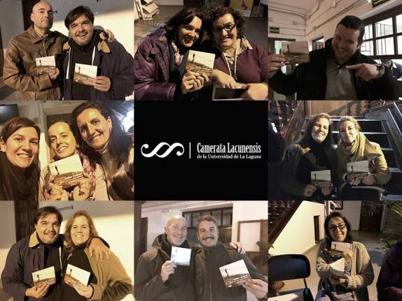 Camerata Lacunensis con CD DanteAndreo