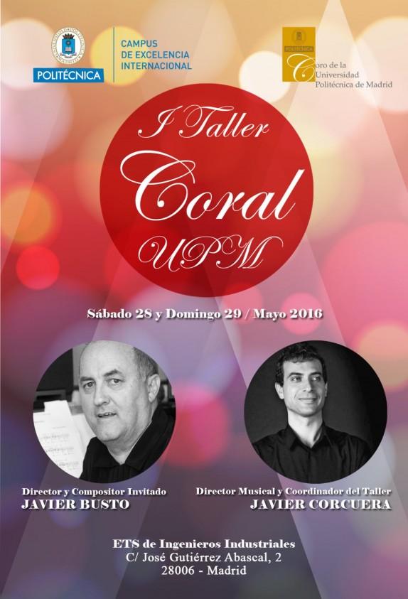 folleto I Taller Coral-1
