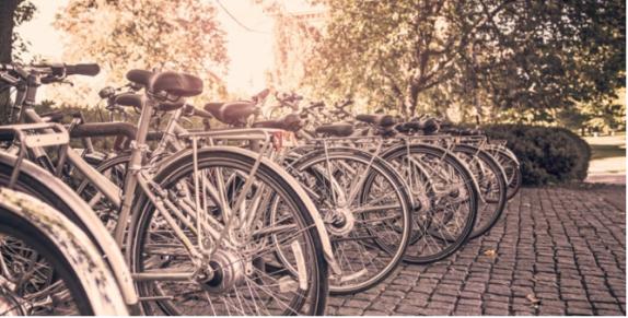 Zarzuela en bicicleta Veranos de la Villa
