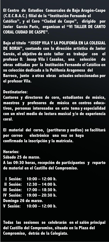 ficha inscripcion-VI Taller_triptico_Josep Vila2