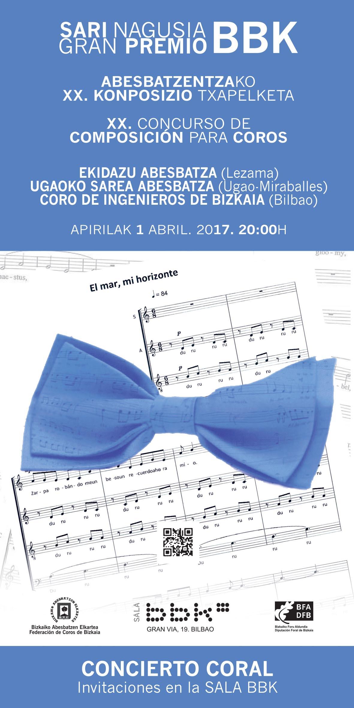 BBK - GRAN PREMIO BBK Composicion para coros 2017.cdr