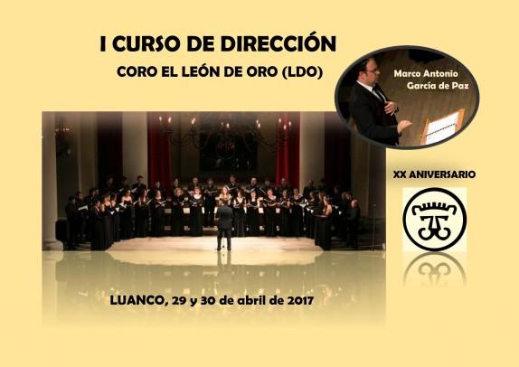 I CURSO DE DIRECCIÓN LDO 2017-1