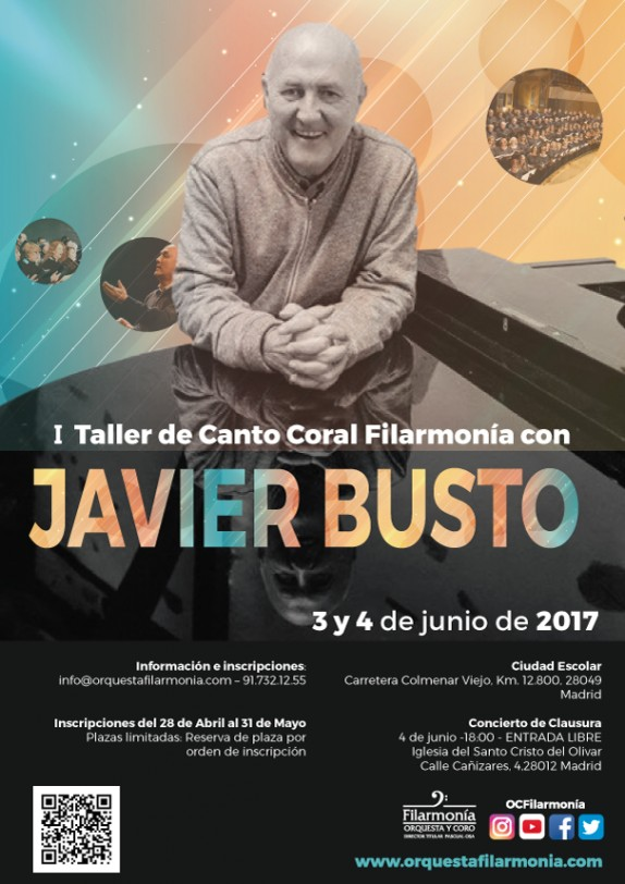 I Taller Filarmonia con Javi-Busto