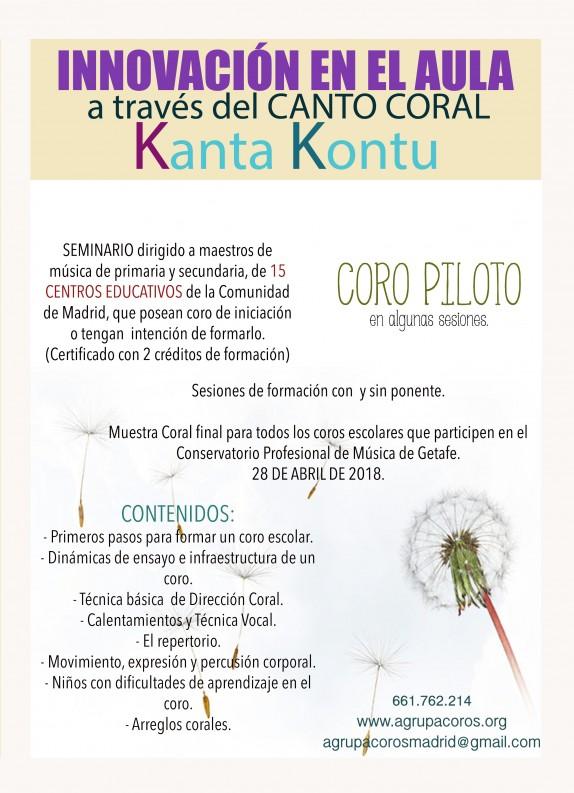 IV PLAN DE CREACIÓN COROS ESCOLARES (1)