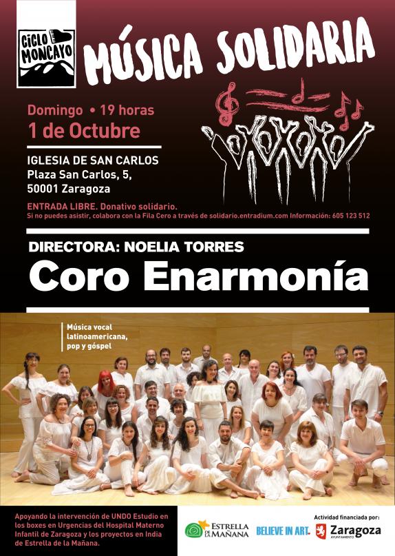 Cartel 1 Octubre_Coro Enarmonía