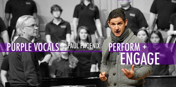 Purple Vocals - Paul Phoenix