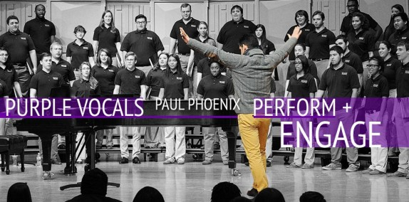Purple Vocals Paul Phoenix
