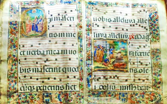 libro-de-coro-del-monasterio-de-guadalupe-caceres