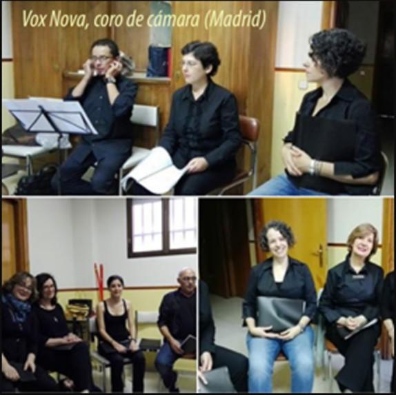 Vox Nova Audiciones
