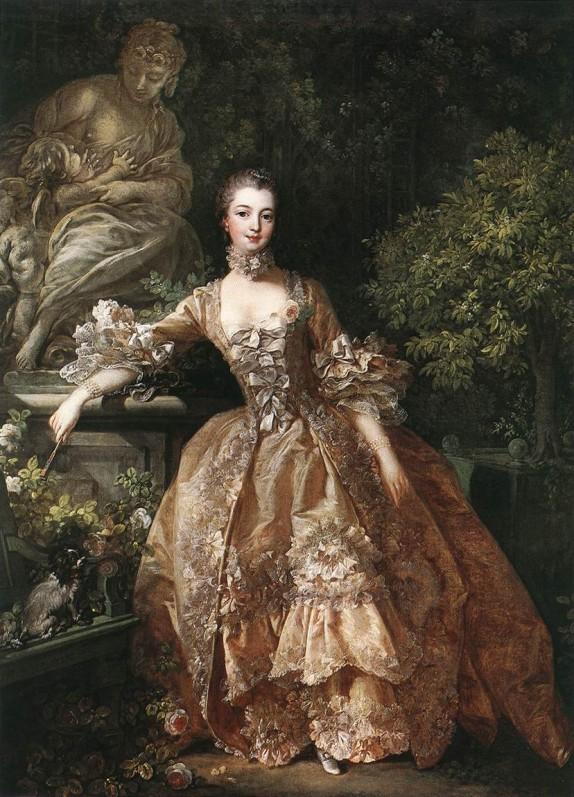 François_Boucher_-_Portrait_of_Marquise_de_Pompadour
